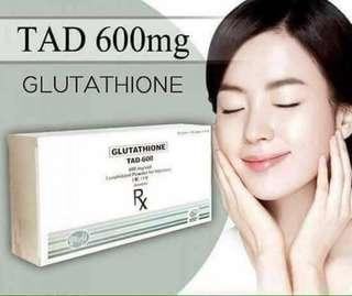 TAD GLUTATHIONE 600mg