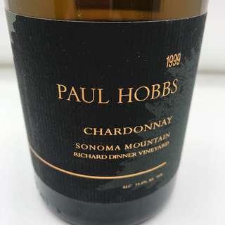1999 Paul Hobbs Richard Dinner Chardonnay