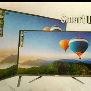 """-PENSONIC -  LED-4857 48""""LED TV  ●DIGITAL TV ●Screen Mirroring ●2 USB Port ●AV Input  ●SMART TV ●Wifi/Android ●2 HDMI port ●Full HD"""