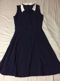 Dorothy Perkins Dark Blue Dress