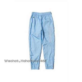 (价格私询)新品 Supreme 18ss 浅蓝鳄鱼联名长裤