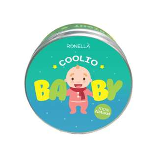 (BABY/KIDS) Baby Balm Ronella Coolio (for kids below 6yo) *READY STOCK-FAST SHIPPING*