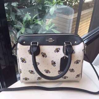 Coach Limited edition boston bag