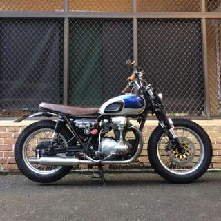 Kawasaki W650 [THE ONLY NON DEATH PENALTY ONE]