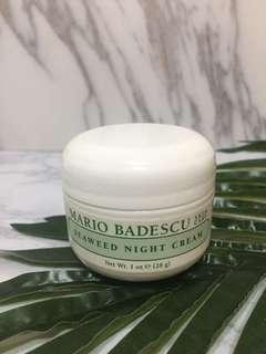 🚚 美國 MARIO BADESCU 海藻晚霜 seaweed night cream