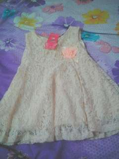 Dress for 1-3t