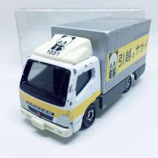 Takara Tomy Tomica Mitsubishi Fuso Canter Made in China