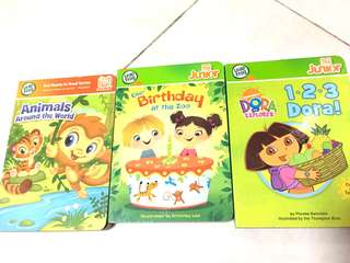 Leap frog books - price for 3 books!