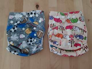 Brand new baby reusable diapers