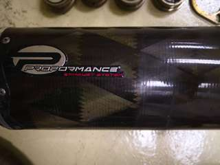 PROFORMANCE full system for Yamaha xj6 / xj6n / xj6f Full system