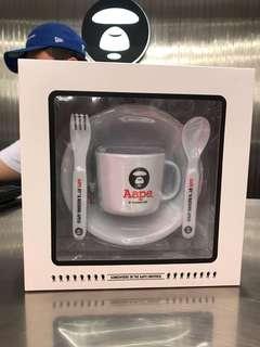 AAPE 餐具套裝