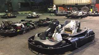 Gokart business with complete parts