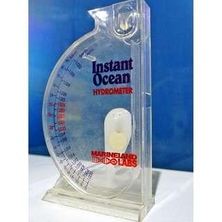 🚚 美國 Instant Ocean 鹽度比重計