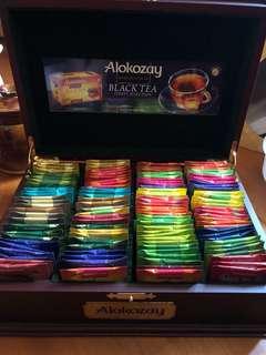 Alokozay Black Tea Finest Selection 茶包禮盒裝