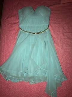 EVER NEW semi-formal blue dress