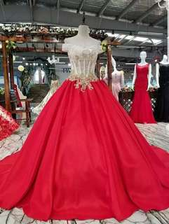 Gown High Quality