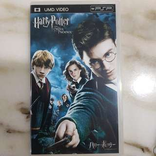 UMD VIDEO PSP PREMIUM COLLECTION - Harry Potter and The Order of The Phoenix