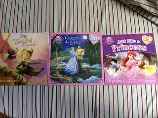 Children's books - Disney Princess