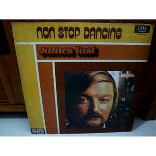 James Last Instrumental Vinyl LP Record Non Stop Dancing