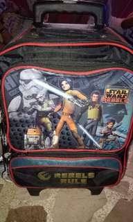 Starwars trolly bag