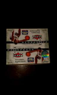 2007-08 Fleer Hot Prospects NBA Cards