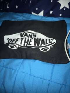 Vans off the wall pencil case