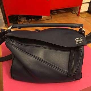 全智賢同款 Loewe puzzle bag (small). 2017 summer collection
