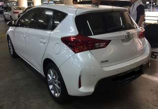 Toyota Auris 1.6 Auto