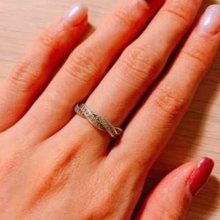 Pandora Crystal Ring