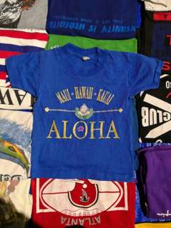 Vtg Hawaii for kids