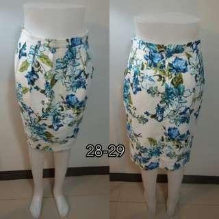 H&h hiwaist skirt