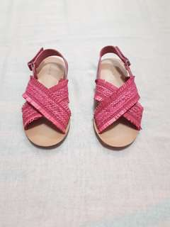 Zara Girls Original Sandal