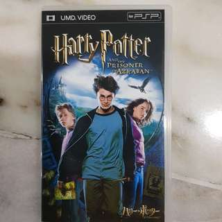 UMD VIDEO PSP  PREMIUM COLLECTION - Harry Potter and The Prisoner of Azkaban