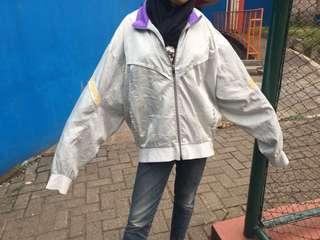 Champion Silver Jacket Purple