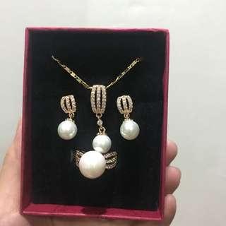 Mon Amour Jewelry Set