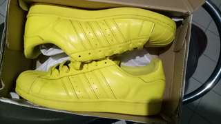 Addidas supercolor yellow