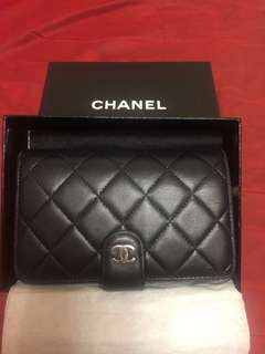 Chanel 短銀包