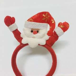 聖誕老人頭箍