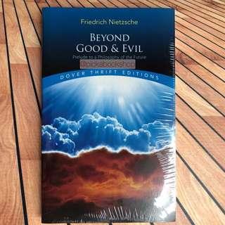 Beyond Good and Evil -  Friedrich Nietzsche (Dover Thrift)