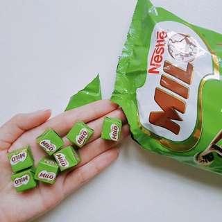 Milo Energy Cubes 🍫⚡️