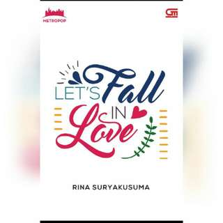 Ebook Lets Fall In Love