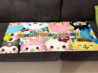 Sanrio Characters Towel