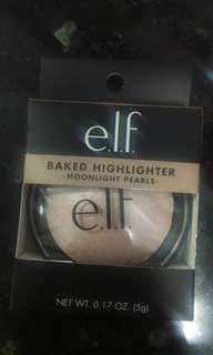 BN ELF Baked Highlighter, Moonlight Pearls