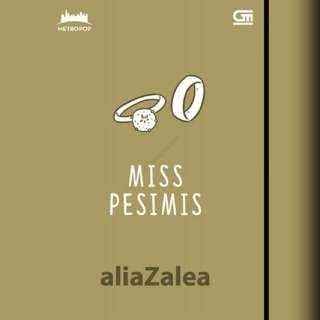 Ebook Miss Pesimis