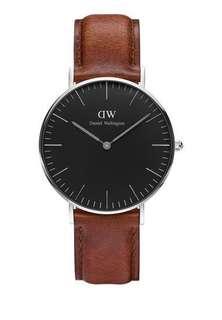 DW Classic St Mawes 36mm手錶