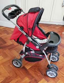 *REPRICED* Mickey Mouse Big Stroller