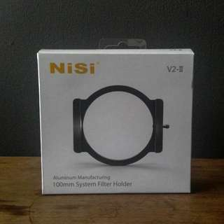 NiSi V2-II 100mm Filter Holder System w 67mm Adapter Ring