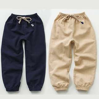🆕Kids Cotton Long Pants
