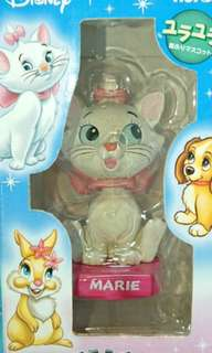 Disney迪士尼富貴貓陶瓷公仔擺設