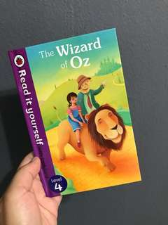 THE WIZARD OF OZ by Ladybird